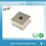 Magnete potente del blocchetto del neodimio della terra rara N45