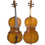 Violoncelle du degré moyen du violoncelle Cla-7//violoncelle normal (CLA-7)