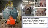 huile de capacité de la vapeur 500kg/chaudière à vapeur à gaz