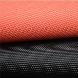 PVC populaire de Durable Elastic Synthetic Leather pour Basketballs