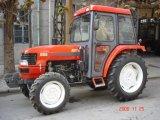 WeituoのブランドのAoyeシリーズシャフト伝達40-65HPの耕作および交通機関の使用2WDか4WD駆動機構の四輪トラクター