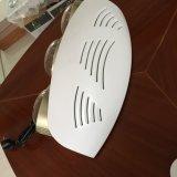 Riscaldatore elettrico di ceramica fissato al muro di Infrared della stanza da bagno del ptc