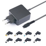 45W para HP Lenovo DELL Notebook Ultrabook Universal Adapter