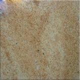 Tuile de Madura Gold, de Golden Granite et galettes