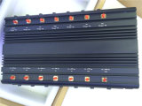 14 Bandas de teléfono móvil de gran alcance ajustable Jammer / señal del teléfono móvil Jammer (NT-CJ14)