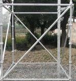 Système d'échafaudage de Tasse-Serrure
