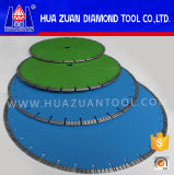 Construction를 위한 Design 특별한 Laser Welded Diamond Saw Blades