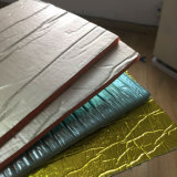 علّيّة جزء متوهّج عالقة لف رقيقة معدنيّة تجهيز غطاء إزالة عزل