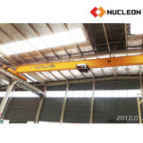 Grue supplémentaire électrique d'élévateur de poutre simple de certificat de la CE 3 tonnes