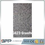 平板のための磨かれた灰色の石造りの花こう岩かタイルまたは階段またはカウンタートップまたは虚栄心の上