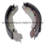 Auto Brake Shoe, Sand Iron Casting com OEM