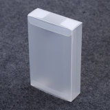 OEM het Scherm die Ondoorzichtige pp afdrukken die doos vouwen (plastic giftdoos)