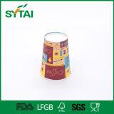 음료를 위한 종이컵을 인쇄하는 혼합 색깔 니스 Flexo