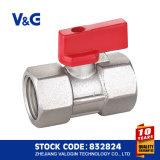 Mini Vávula de Bola W/Nozzle (VG-A40302)