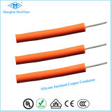 20kv Agg DC High Voltage Silicone Rubber Non Trided Cable