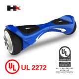 Rueda elegante Hoverboard del balance 2 del fabricante UL2272 de la batería aprobada de Samsung vespa de equilibrio del uno mismo del neumático de 6.5 pulgadas con Bluetooth