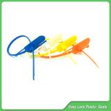 Plastikvorhängeschloss-Dichtungen, Jy420, Behälter-Plastikdichtungen