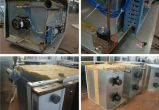 Cozinha forno de convecção com Proofer para Básico de fazer pão (CV10-40 / 60)