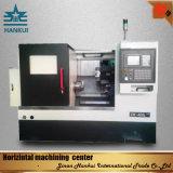 Máquina horizontal resistente del CNC Ck6180