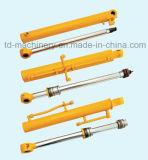 Cilindro hidráulico do fabricante profissional de Dh258-5/7 Dh280 Dh300 para o crescimento da máquina escavadora/máquina escavadora hidráulica do braço/cubeta/cilindro da cubeta