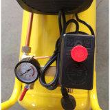 2200W 5HP 50L 산업 휴대용 회전하는 피스톤 공기 압축기