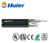 1000FT granel Composición RG6 Cable Coaxial Cable con Cat5e