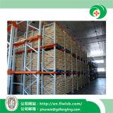 Estante modificado para requisitos particulares de la paleta del pasillo para el almacén con la aprobación del Ce