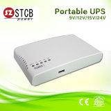 Nueva UPS Mn4 de la C.C. 9V 12V 15V 24V del modo de Stcb mini para la cámara del IP