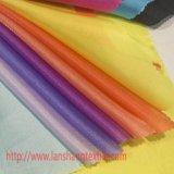 Ткань полиэфира химически волокна для занавеса рубашки платья