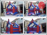 Bouncer combinato della trasparenza gonfiabile rimbalzante gonfiabile del castello (T3-115)