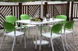 Мебель гостиницы Stackable пластичного сада офиса стула домашняя обедая