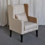 (SP-HC443)翼の背部Armrestによって装飾される趣味のロビーの椅子