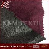 Warmes haltenes aufgetragenes Softshell Polyester-Bondvlies-Gewebe-Umhüllungen-Gewebe