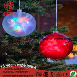 Luz decorativa coloreada verde de la bola de la esfera del LED LED para la decoración de Christma