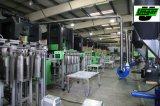 Vollautomatisches Aluminiumfolie-Behälter-Tellersegment, das Maschine Wegwerffolie Produktionszweig Un-055 Ungar Maschinerie verpacken lässt