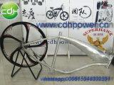 Cadre de gaz vélo avec réservoir de gaz de 2,4L