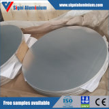 Disco de Aluminio Ampliamente Utilizado del Círculo de la Hoja