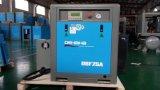 Compressor conduzido direto do parafuso da economia de energia refrigerar de ar