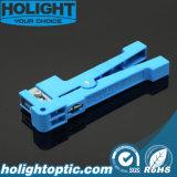 Стриппер стекловолокна пробки буфера Ideal 45-163 коаксиальный