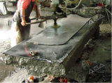 Máquina de pulido de piedra semiautomática Máquina de pulido / rectificado de vidrio