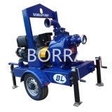 Schlussteil eingehangene Luftkühlung-Dieselmotor-Wasser-Pumpe