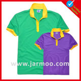 Camisa unisex feita sob encomenda do algodão T da promoção