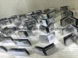 La cerniera di portello in lega di zinco dell'acquazzone digita la parentesi graffa del divisorio 0degree