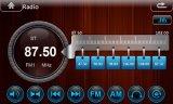 Rádio dos acessórios do carro auto para Peugeot 206 com navegador do GPS