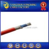 Fio resistente de aquecimento do cabo do protetor do aço inoxidável da trança da fibra de vidro da isolação do silicone