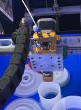 Allcct 창조자는 관례 2 분사구 다발 0.02mm 정밀도 Fdm 산업 3D 인쇄 기계 할 수 있다