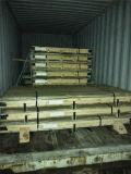 Placa inoxidable de la hoja de acero de Finshed de la rayita del precio de fábrica de China 201 No. 4 con la película del PVC