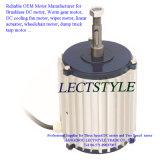 Justierbare Geschwindigkeit schwanzloser Gleichstrom-Abgas-Kühlventilator-Motor für Klimaanlagen-u. Serien-Absaugventilator