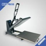 L'affichage à cristaux liquides d'écran tactile Automatique-Ouvrent la machine de presse de transfert thermique (HP3804D)