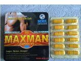 Capsule de sexe de long temps de Maxman III pour les hommes